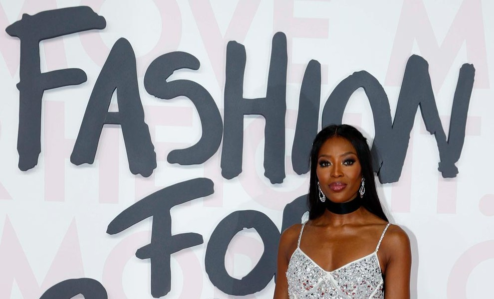 Naomi Campbell lleva su 'Fashion For Relief' a Cannes