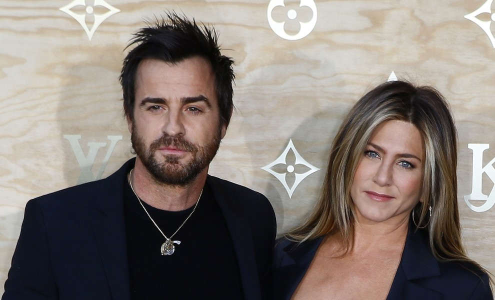 Jennifer Aniston y Justin Theroux anuncian que se separan