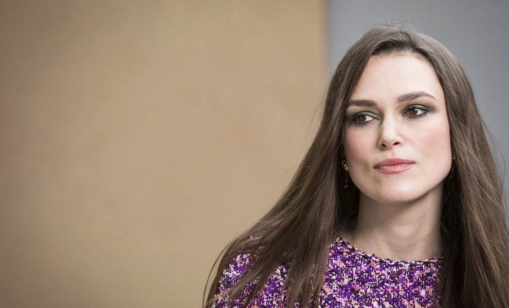 El regreso de Keira Knightley a la Fashion Week