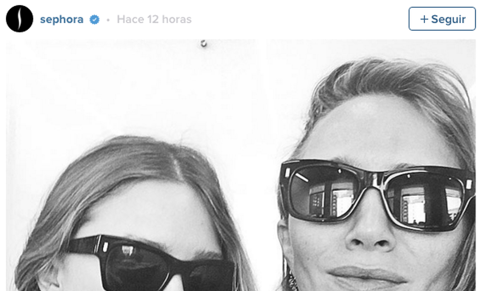 No te pierdas el primer selfie de Mary Kate y Ashley Olsen
