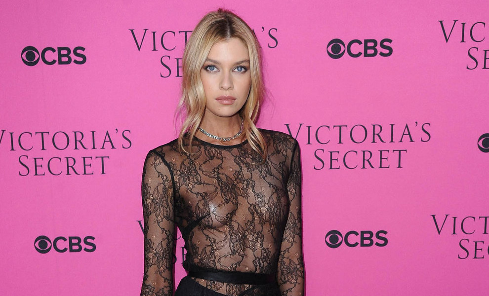 Los looks de los ángeles de Victoria's Secret en la 'viewing party'