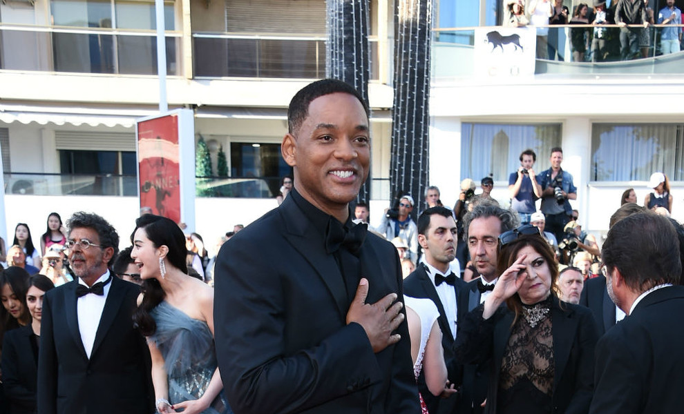 Will Smith aprende a bailar salsa gracias a Marc Anthony