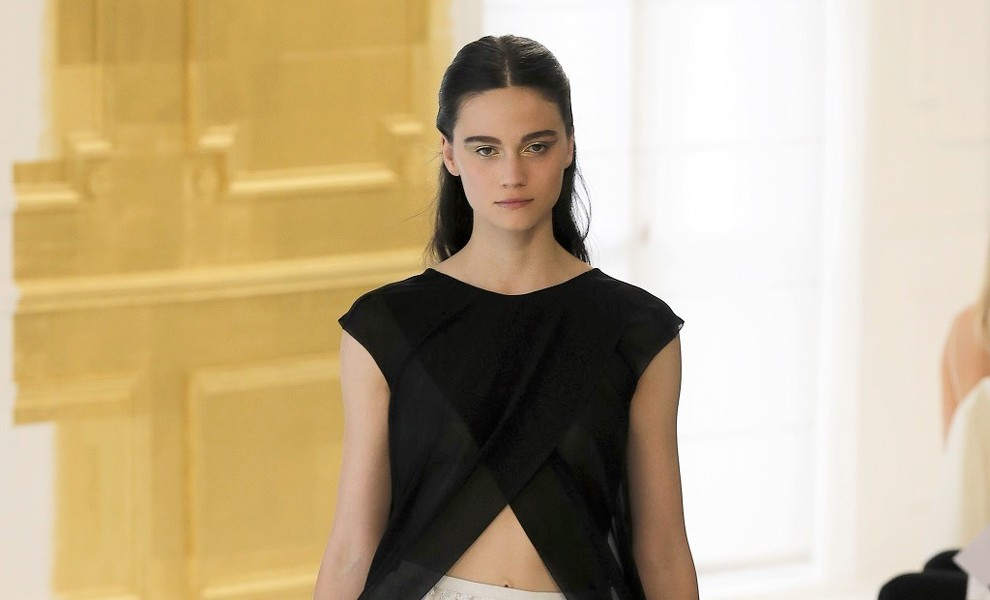 Dior apuesta todo al 'black and white'