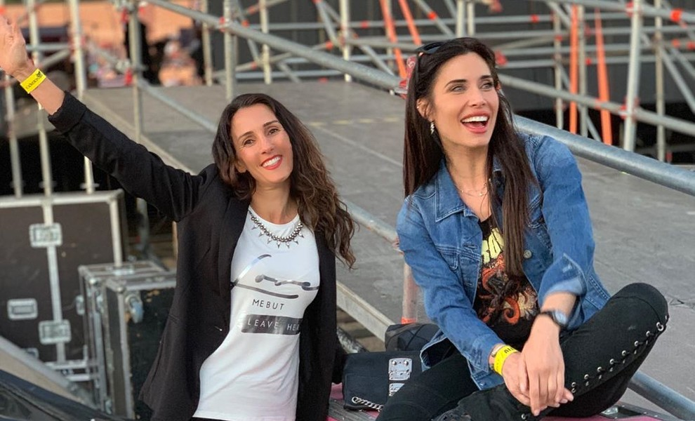 Pilar Rubio organiza una 'pool party' con sus BFF
