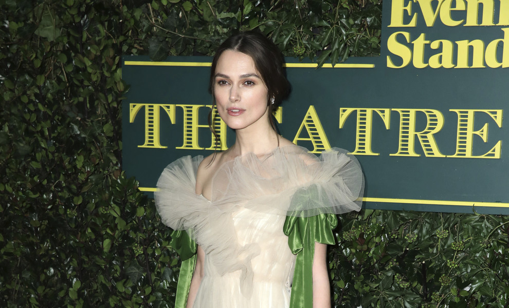 Keira Knightley vs Cate Blanchett, duelo de estilo en los Evening Standard Theatre Awards