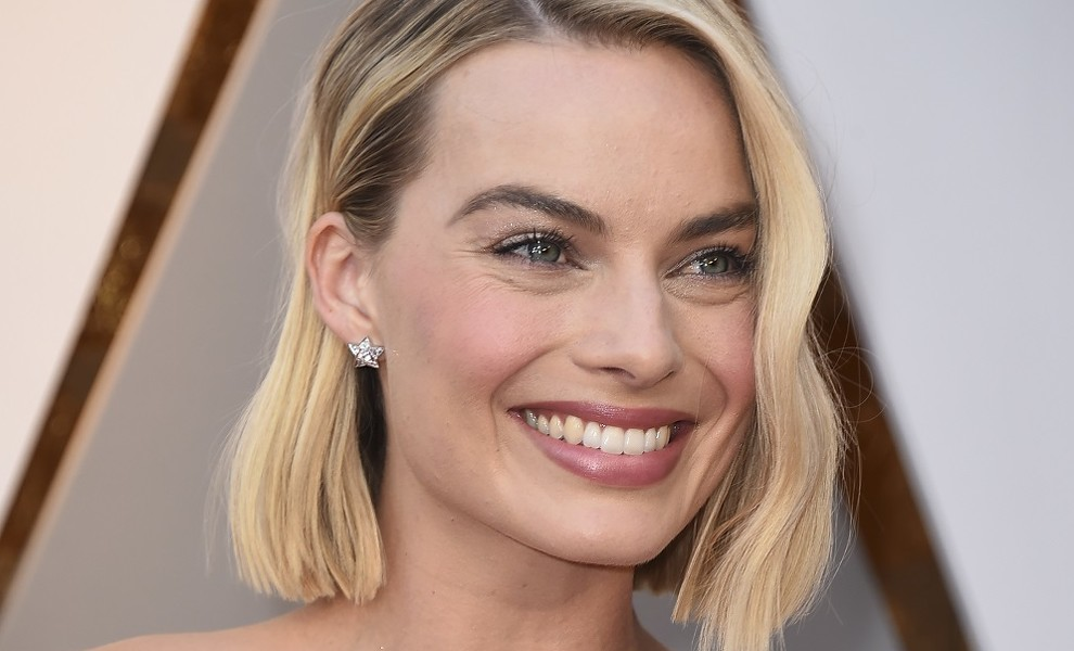 El look 'sixties' de Margot Robbie que nos ha conquistado