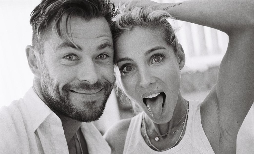 Lo que Elsa Pataky no soporta de Chris Hemsworth