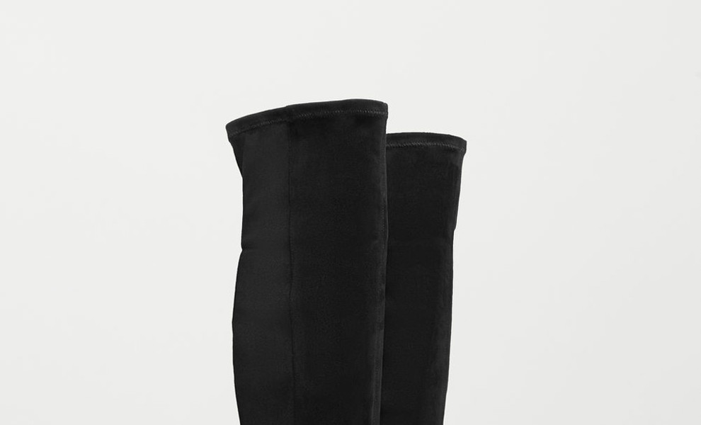 Botas over the knee desde 40€